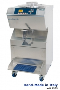 Staff Pasteurisierer P 400 Made in Italy