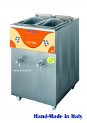 Icetech Pasteuriserer PST 60+60 Easy Made in Italy